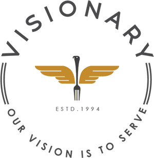 Visionary Catering Logo